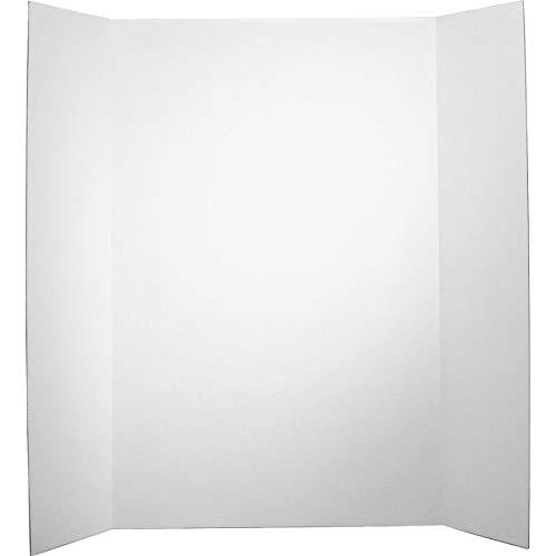 Elmer's 730300 - Corrugated Display Board, 48 x 36, 25 Pack, White