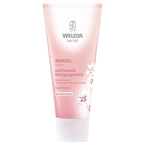Weleda Sensitive Care Cleansing Lotion, 2.5-Fluid Ounce ()