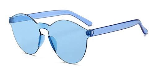 Gafas Retro UV400 Ligero Sin Sol Marco Polarizadas de Fliegend Hombre Vintage Sol Súper de Gafas Gafas Espejo C5 Mujer Transparentes Lente Unisex zZRnF7PR
