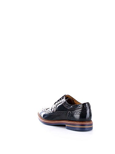 Uomo Hi Turner Brouge Shine London Navy Base Stringate Scarpe qOAX66fT