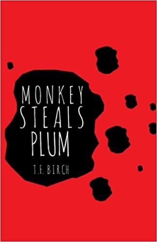Monkey Steals Plum