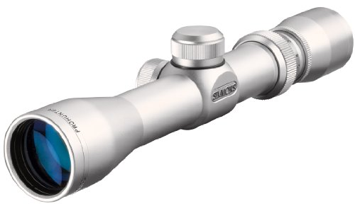 Simmons ProHunter Truplex Reticle Handgun Scope, 2-6x32mm (Silver)