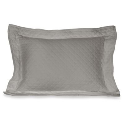 - LaMont Home Diamante Collection – 100% Cotton Matelassé Boudoir Pillow