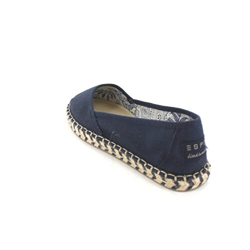 ESPRIT OLIVIA SLIP ON 056EK1W009400 Damen Slipper Blau
