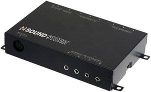 SOUNDSTORM SSV-TS20 sintonizador de TV de 12 voltios ...