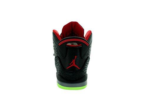 Nike - Zapatillas de deporte de Otra Piel para niño negro negro
