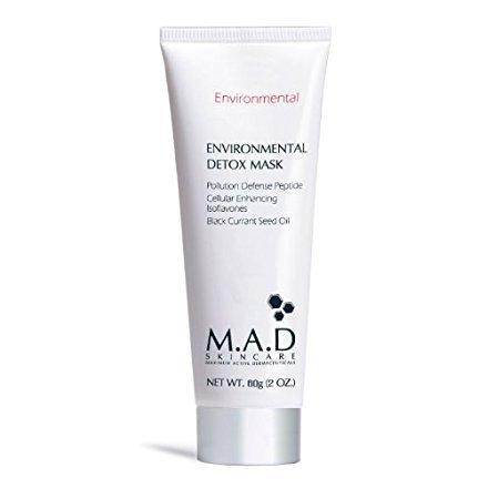 M.A.D Skincare Environmental Detox Mask 2 oz.