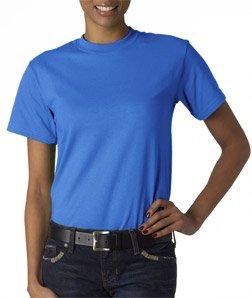 Gildan Activewear Heavy Cotton Tee Shirt, 2XL, SAPPHIRE