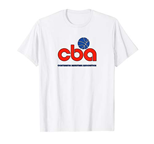CBA Full Logo T-Shirt
