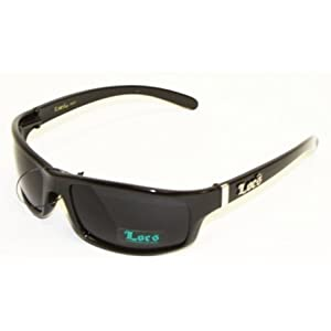 Locs Mens Gangsta Shades Sunglasses New 5209B