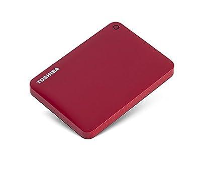 Toshiba Canvio Connect II 1TB Portable Hard Drive