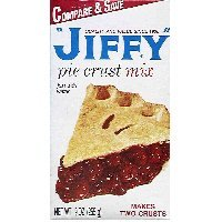Jiffy Pie Crust Mix - 9 oz (single) ()