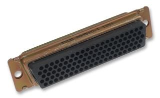 TE CONNECTIVITY/AMP 204510-1 CONNECTOR, HOUSING, HD D SUB, 104POS, RCPT