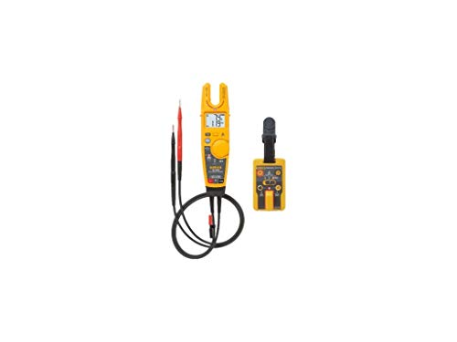 Fluke 4910393 T6-1000/PRV240FS Bundle with Tester, Proving Unit and Hanging Strap