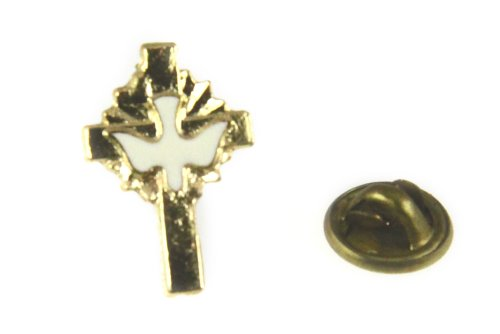 6030095-Christian-Cross-Lapel-Pin-Holy-Spirit-Dove-Pin-Tie-Tack-Religious-Church