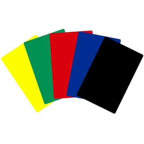 Trademark Size Blackjack Cut Cards by Trademark Poker
