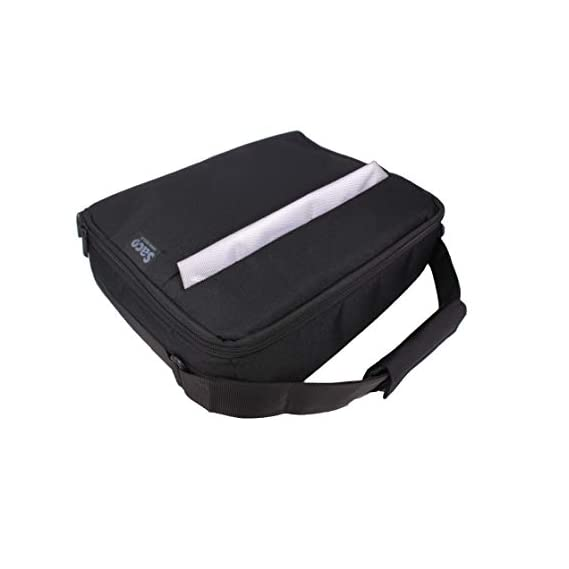 Saco Compatible for Saregama Carvaan Portable Digital Music Player Bag Accessories from Carry Shoulder Pouch for SC02