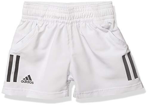 adidas Boys Club 3 Stripes Short, Dash Grey/Grey