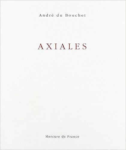En ligne Axiales epub, pdf
