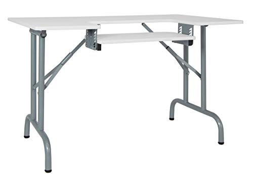 Table Folding Sewing (SD STUDIO DESIGNS Ready Folding Multipurpose/Sewing Table)