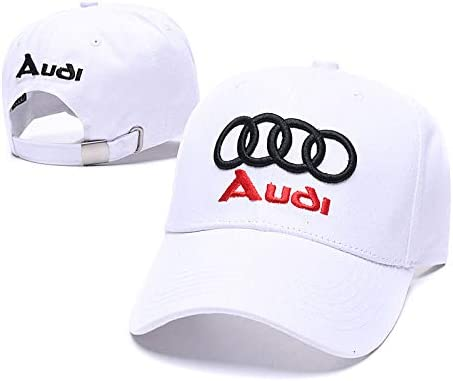 JDclubs Jeep Logo Embroidered Adjustable Baseball Caps for Men and Women Hat Travel Cap Car Racing Motor Hat Black