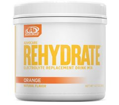 Advocare Rehydrate Electrolyte Replacement Drink Mix Orange12.7 oz by AdvoCare
