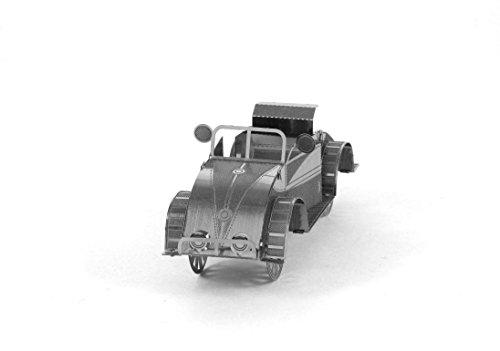 032309010060 - Fascinations Metal Earth Beach Buggy 3D Metal Model Kit carousel main 2