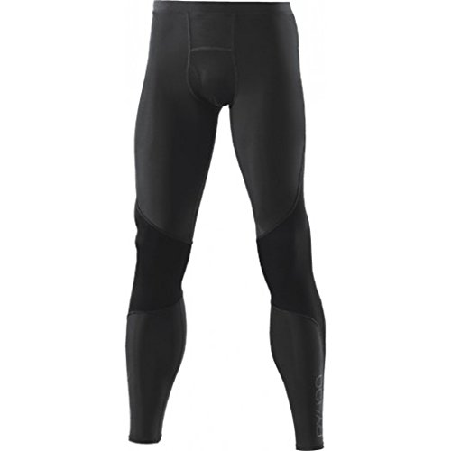 SKINS Men's Ry400 Recovery Long Tights , Graphite, X-Small by Skins (Image #1)