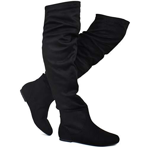 Long Boots - Premier Standard - Women's Slouchy Over