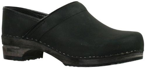 Sanita Clogs Classic Clogs - Sanita 'Classic Closed' Clogs in Black (Art:1201005) - 40