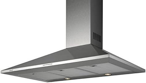 CATA Modelo BETA 600 extracción | campana extractora cocina 850m3/h-340m3/h | Acabado en acero inoxidable | [Clase de eficiencia energética A], 3 Velocidades: 155.99: Amazon.es: Grandes electrodomésticos