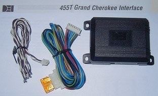 DEI 455T 1996 AND UP JEEP GRAND CHEROKEE DOOR LOCK INTERFACE MODULE