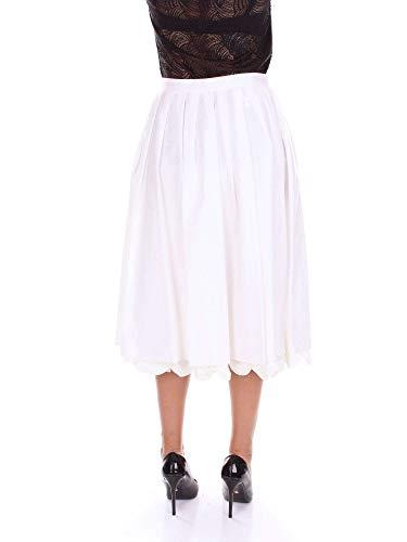 Prada P152NGH5A Jupe Femme Prada Blanc Blanc Prada Femme P152NGH5A Jupe wfpAfE