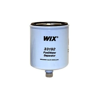 WIX Filters - 33192 Heavy Duty Spin On Fuel Water Separator, Pack of 1: Automotive