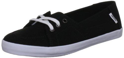 Vans Palisades Vulc Women's Shoe (Black/Flamingo) Size 7 - 7