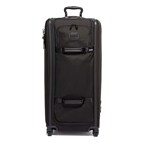 Tumi Unisex Alpha 3 Tall 4 Wheeled Duffel Packing Case