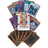 Yu-Gi-Oh! Cards 50 Card Assorted Lot (Commons/Uncommons,Holos, Rares) by Cazillion Cards Buy Single Yu Gi Oh Cards
