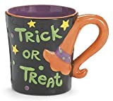 Trick or Treat Halloween Coffee Mug Great Halloween Gift