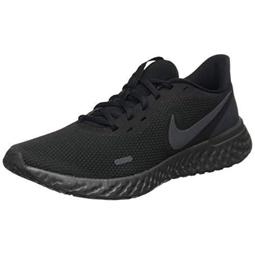 chollos oferta descuentos barato Nike Revolution 5 Zapatillas de Atletismo Hombre Multicolor Black Anthracite 001 43 EU