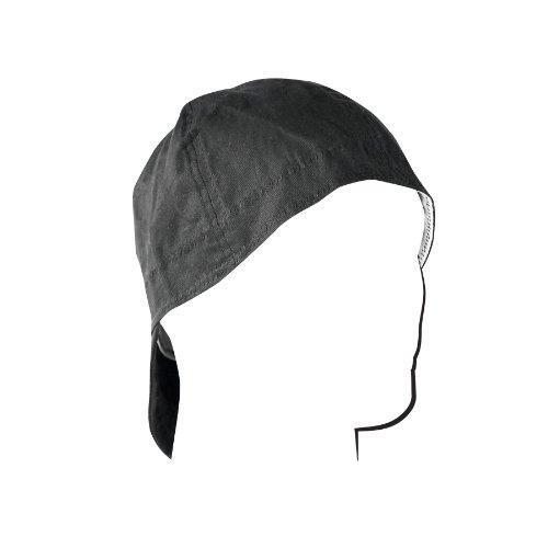 - ZANheadgear Welder Cap (Black, 7