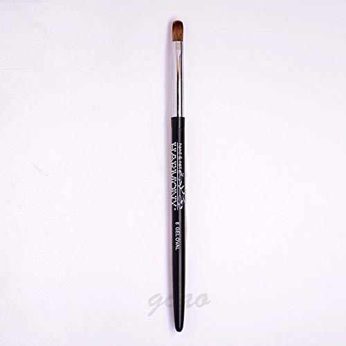Oval Gel - Harmony #6 Gel Oval Brush
