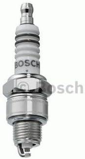 1x Bosch Super Zündkerze Wr7bc Auto