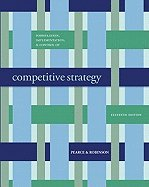 Download Formulation, Implementation and Control of Competitive Strategy 11TH EDITION ebook