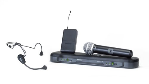 Shure PG1288/PG30 Vocal/Lavalier Combo Wireless System, H7