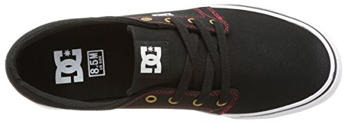Black M Trase Trainers Men Tx Red Noir DC AqU6n