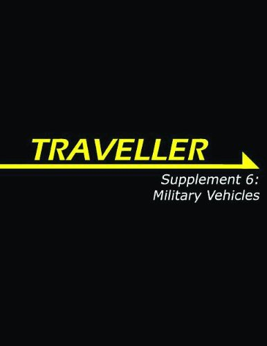 Mongoose Vehicle - Traveller Supplement 6: Military Vehicles (Traveller Sci-Fi Roleplaying)