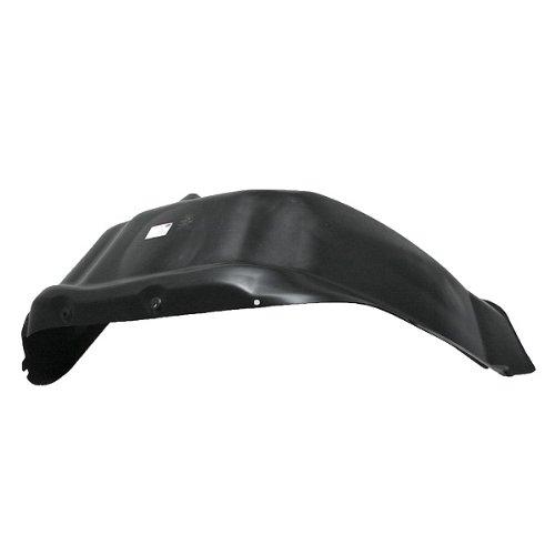 CarPartsDepot, Front Fender Liner Splash Shield Left (Driver Side) Plastic Assembly, 378-17158-11 CH1248104 55346053