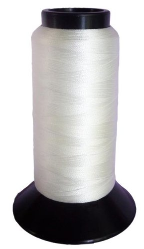 SolarActive Color Changing Embroidery Thread 3300 yards White to Purple
