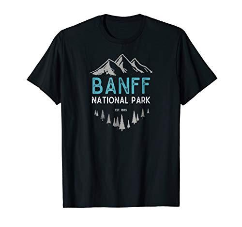 Banff Shirt Banff National Park Est 1885 Vintage Canada