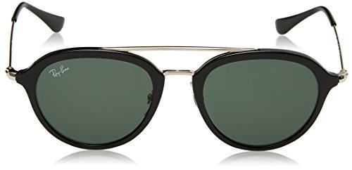Ray 48 Black Gafas Sol Ban Unisex 0Rj9065S de Niños znz08PHqv